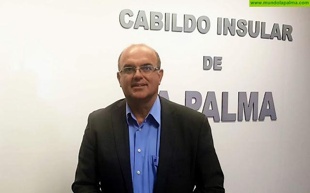 El Cabildo aprueba el proyecto de repavimentación de la carretera del Zumacal