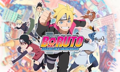 Boruto: Naruto Next Generations Episódio 55 -