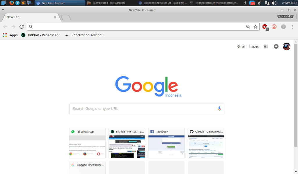 How to install Chromium from the command line on Ubuntu - Chettacker Lab