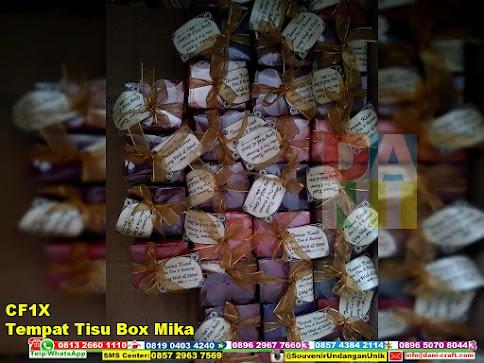 jual Tempat Tisu Box Mika