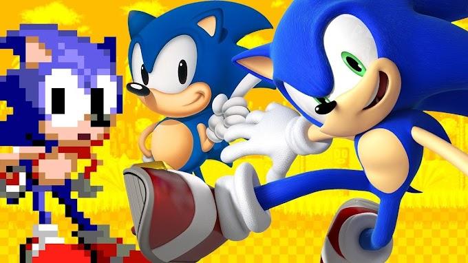 Sonic, ¿ave fénix?
