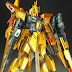 Custom build: HGUC 1/144 (Genealogy of gold) Delta δ GUNDAM