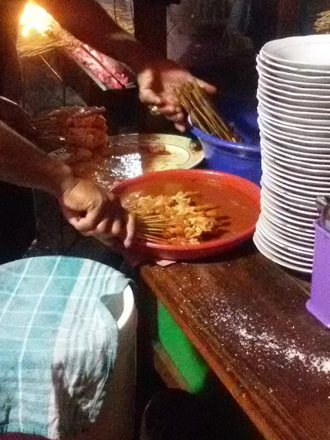 sate DJ Bandung