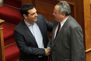 Ο Τσίπρας ή ο Κοτζιάς καθορίζει την πολιτική της χώρας στο Σκοπιανό;