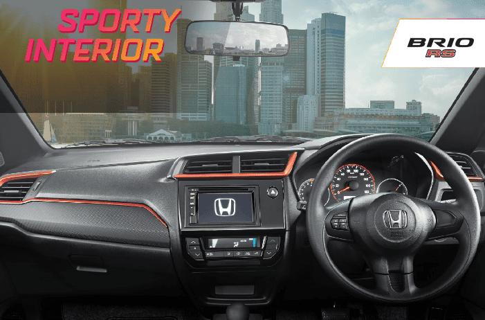 Informasi kredit new honda brio, dengan dp murah, angsuran ringan, bunga mulai 0%. Honda Brio RS 2021 - Harga, Review, dan spesifikasi september 2021