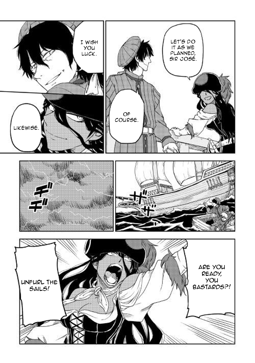 Isekai Tensei Soudouki Chapter 36 page 6 - MangaBat.com