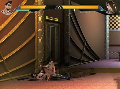 customized girls fight