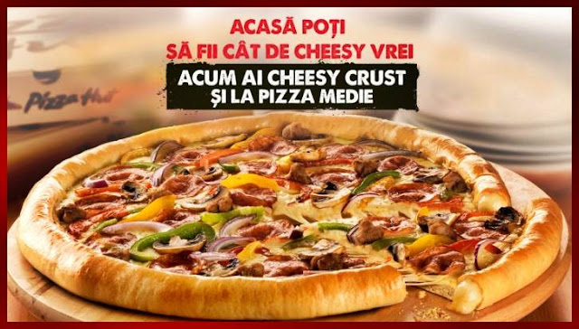 impresii bune pizza hut delivery cluj napoca comanda acasa