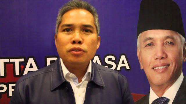 Adik Hatta Rajasa Kritik Utang Jumbo Era Jokowi