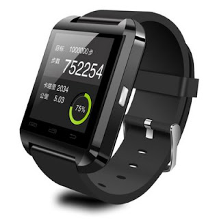 شراء ساعة U8 SmartWatch ذكية ب $ 8.39 فقط من موقع gearbest,U8 Smartwatch Watch,Dial ,U8 Smartwatch Watch BLACK with Bluetooth Answer and Dial the Phone,