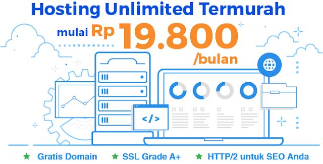 niagahoster domain hosting terbaik indonesia