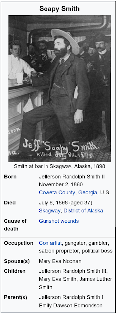 Profile of Soapy Smith