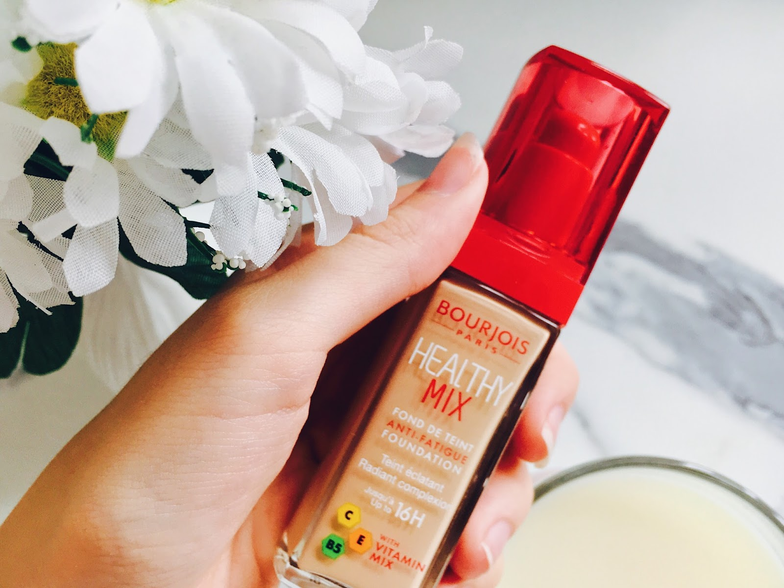Bourjois Healthy Mix Foundation Review Perfect Summer Foundation