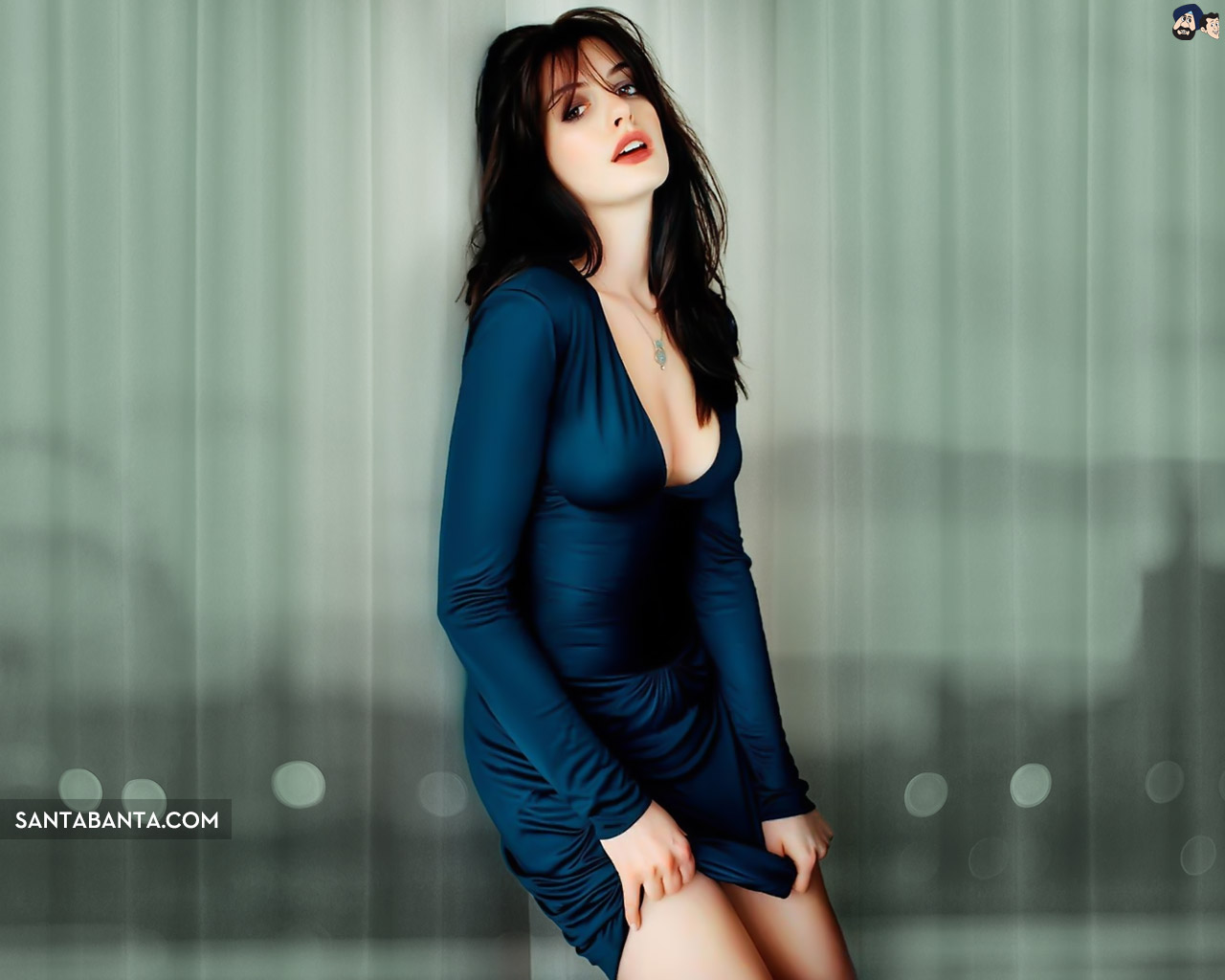 Anne Hathaway Hd Wallpapers Most Beautiful Places In The