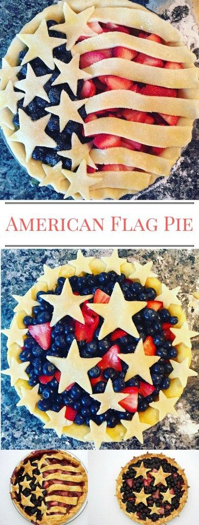 STAR-SPANGLED PIES
