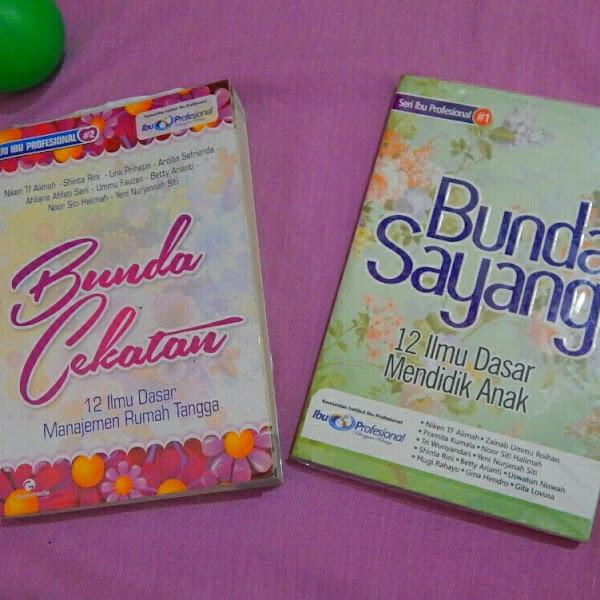 Resensi: Buku Bunda Cekatan dan Bunda Sayang, Mengupgrade Skill dan Pengetahuan Menjadi Istri dan Ibu