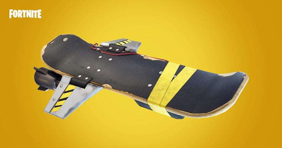 fortnite battle royale season 3 battle pass hoverboard
