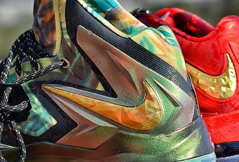 Lebron 10 Championship Pack Reverse THE SNEAKER ADDICT: Un...