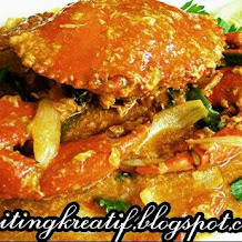 Cara Memasak Kepiting Saus Padang Pedas