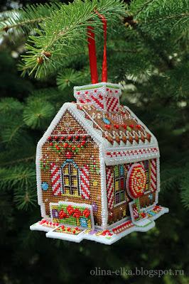 Пряничный домик от Панна готов