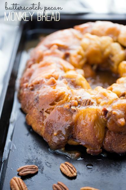 monkey bread butterscotch pecan recipe