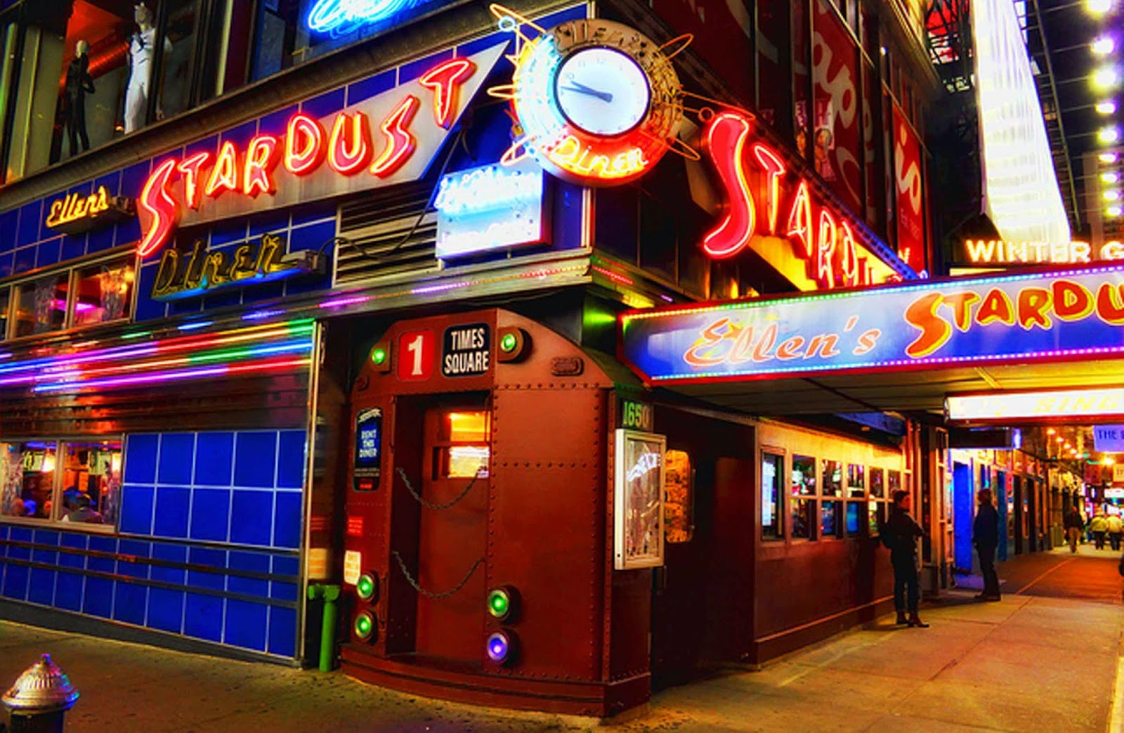Stardust Diner New York Restaurant