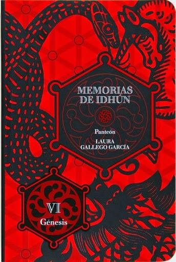(Memorias De Idhún) Panteón II: Génesis, de Laura Gallego García