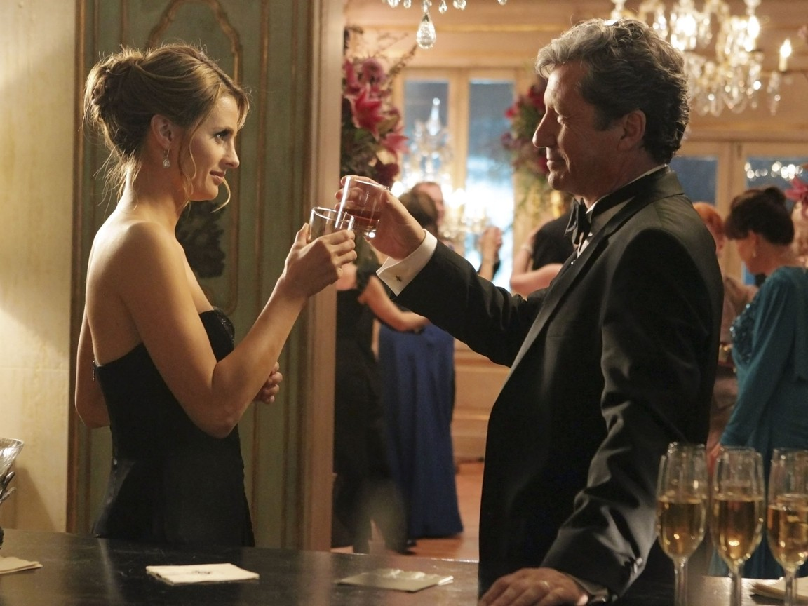 Castle - Season 4 Episode 20: The Limey