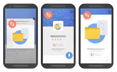 جوجل تنوي معاقبة المواقع التي تستخدم الإعلانات المنبثقة