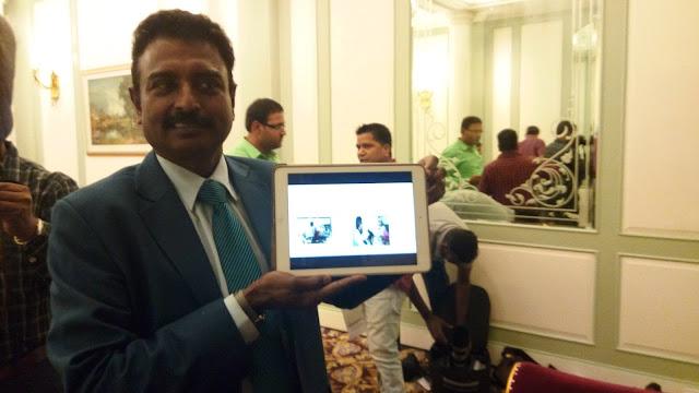 Padmashri Dr. Natrajan-