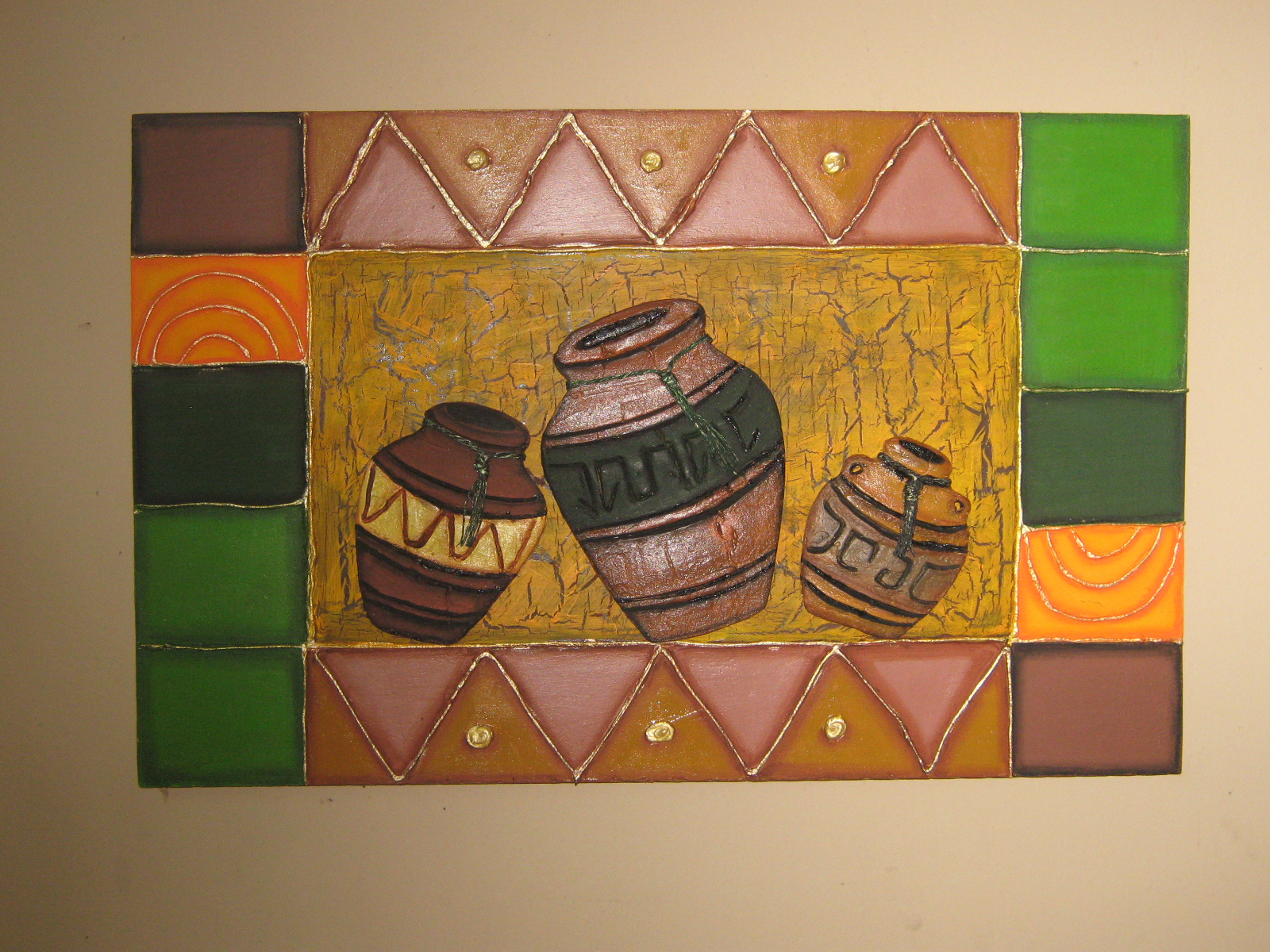 Produccion Pintura Decorativa