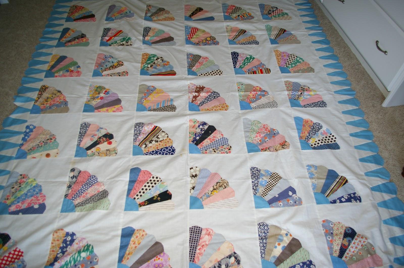 Vintage Quilt Tops 116