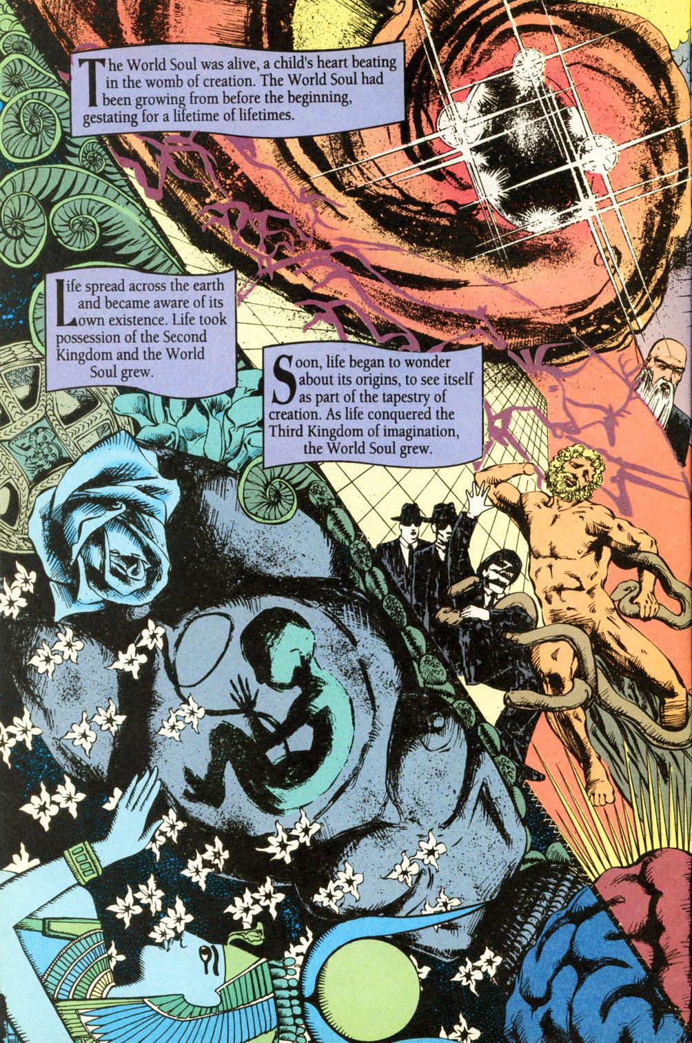 Read online Animal Man (1988) comic -  Issue #87 - 7