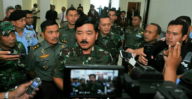 TNI Siap Menjaga Kedaulatan dan Keutuhan NKRI