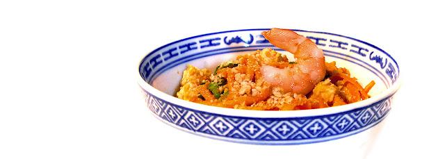 Salade de carottes à la vietnamienne