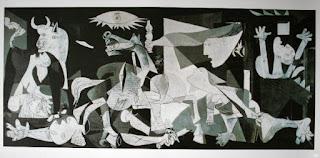 Exposition Picasso Mania Grand Palais Guernica - Pablo Picasso