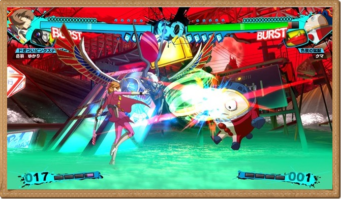 Persona 4 Arena Ultimax PC Gameplay
