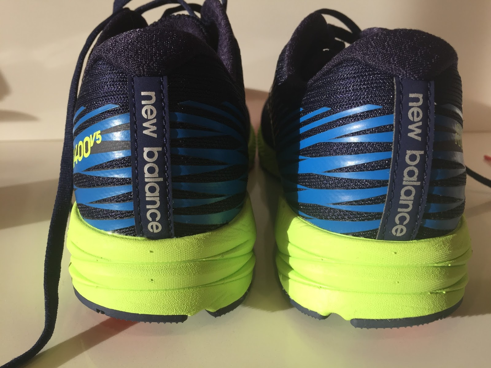 Road Trail Run: New Balance RC1400 v5 Review: Zoom!