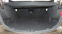 Ford Mondeo Vignale - komora bagażnika