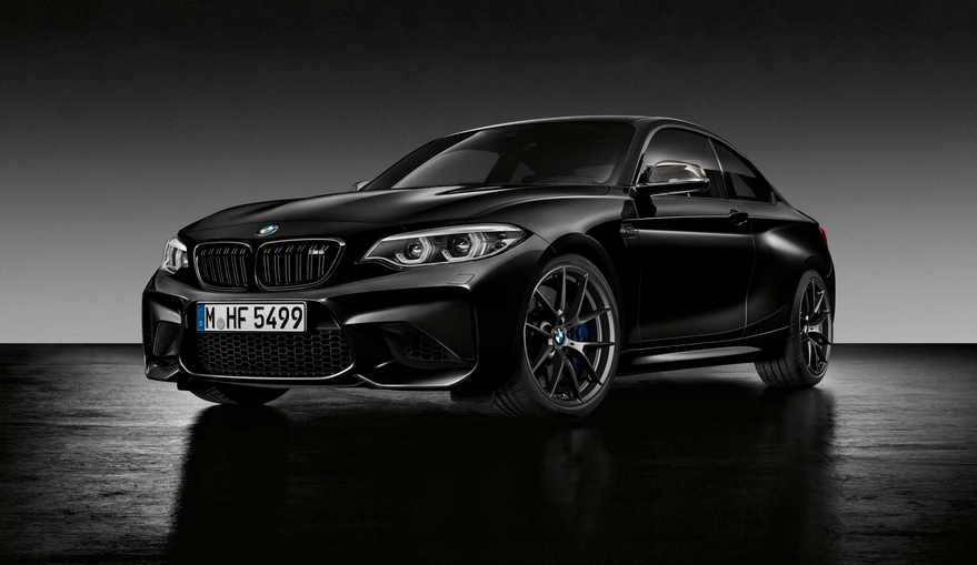 Η νέα BMW M2 Coupe Edition Black Shadow