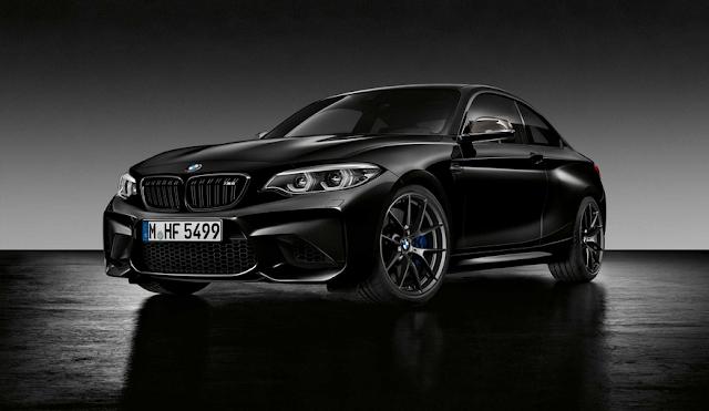 Η νέα BMW M2 Coupe Edition Black Shadow