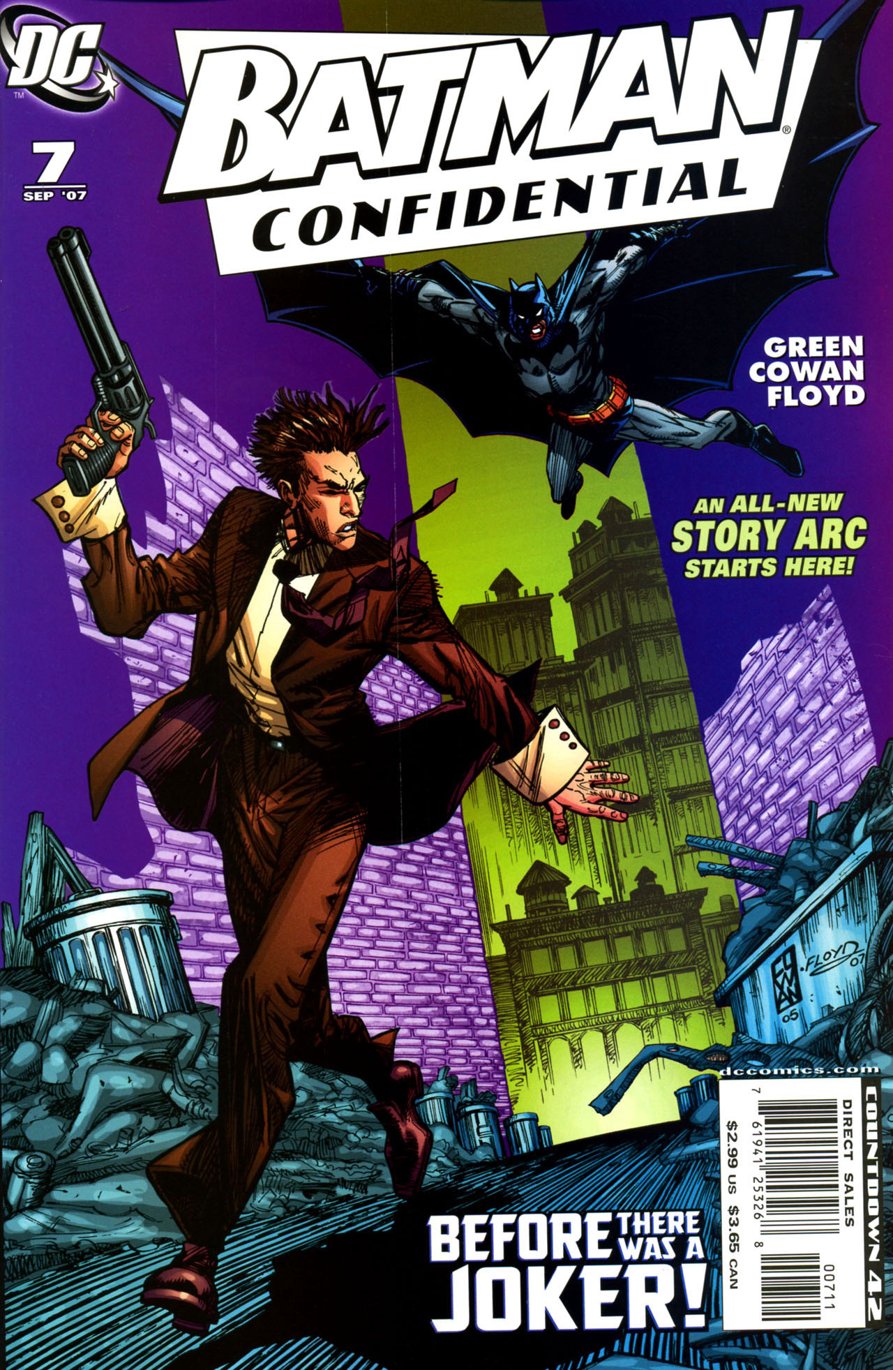 Batman Confidential Issue #7 #7 - English 1