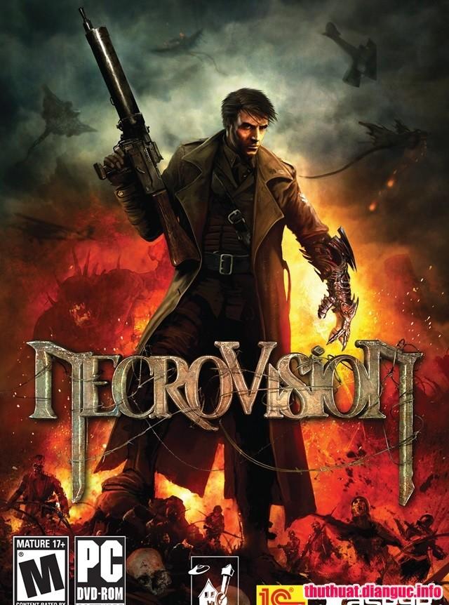 Download Game NecroVision - RELOADED Full crack Fshare