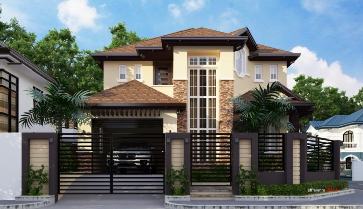 Charmant Are You Looking For The 2 Storey House? Here Are Some Most Beautiful House  Designs And Styles That Can Help You To Choose