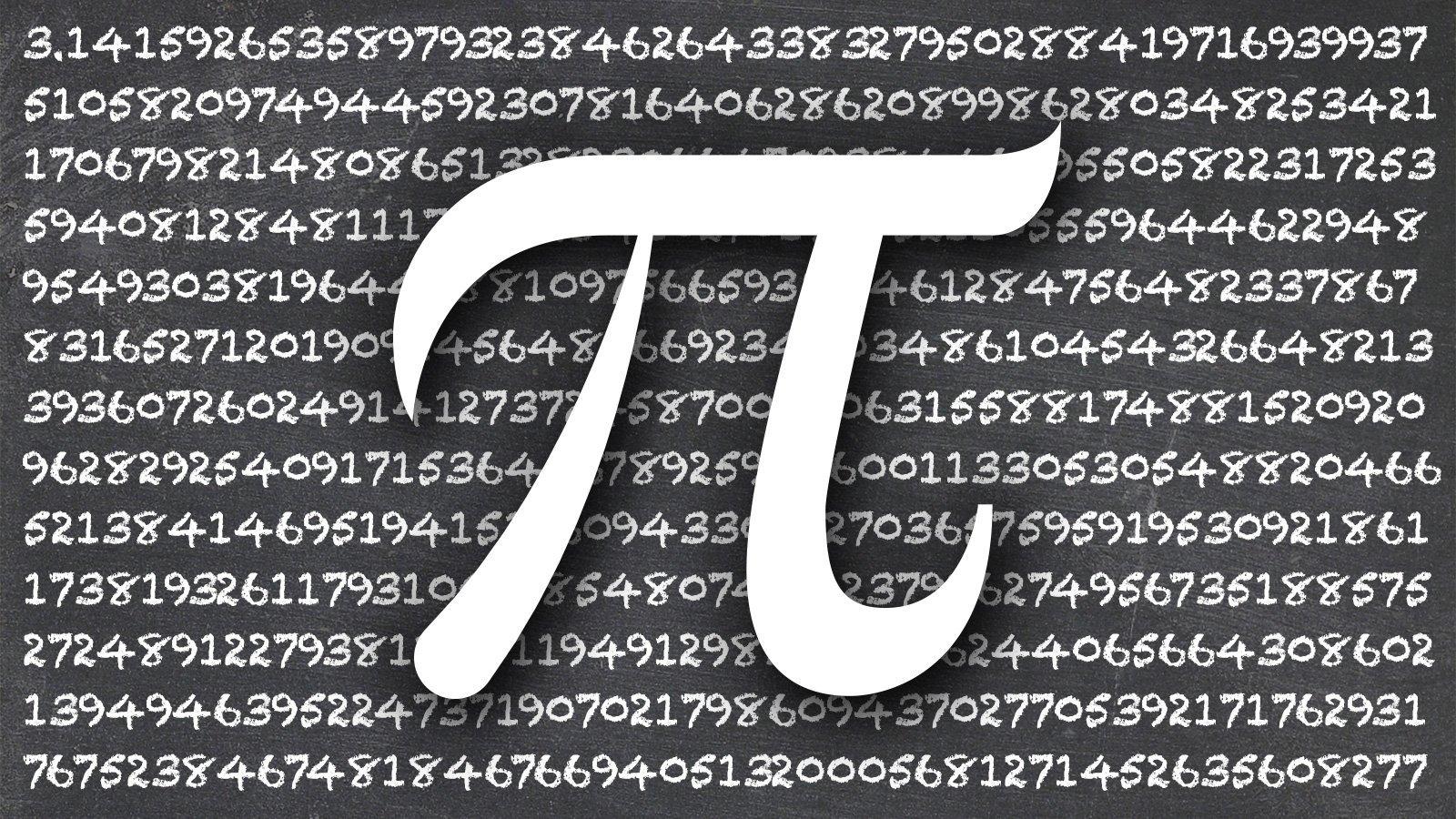 Resultado de imagen para numero pi