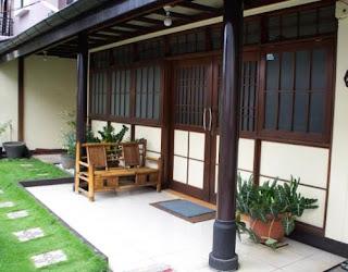 Rumah Minimalis Berkonsep Jepang Yang Sejuk