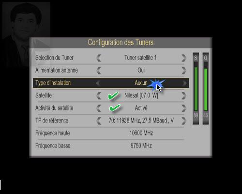 طريقة ضبط محرّك الألي DiSEqC 1.2 للأطلس 100HD و 200s&se,طريقة ضبط محرّك الألي ,DiSEqC 1.2 ,للأطلس ,100HD ,200s&se,