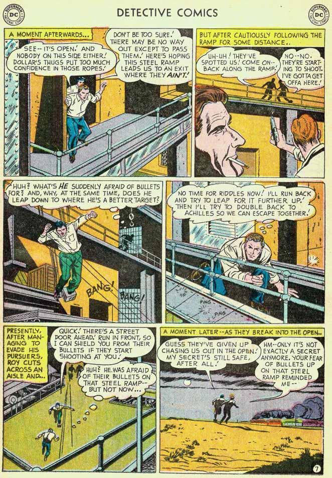 Read online Detective Comics (1937) comic -  Issue #174 - 31