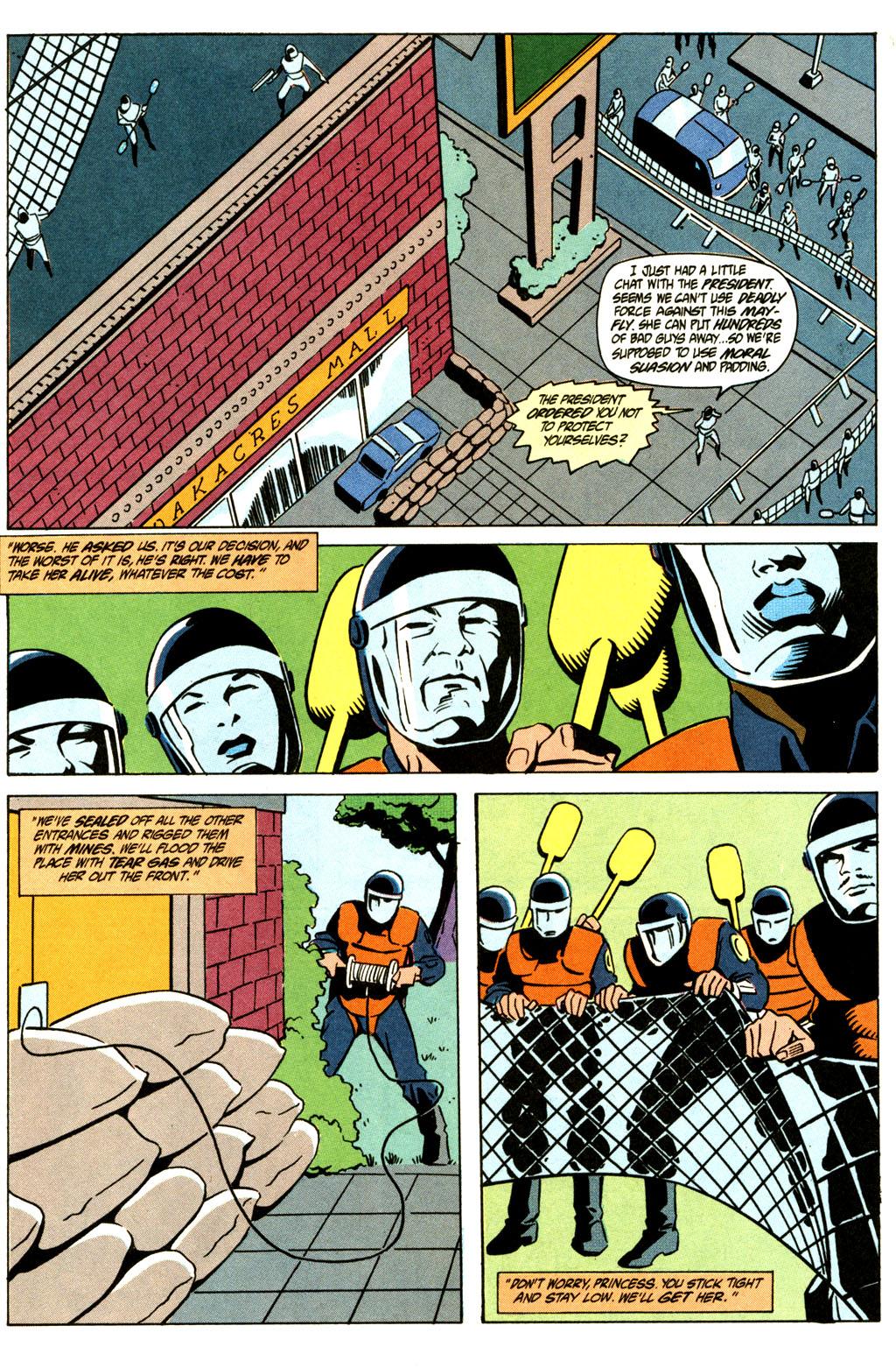 Read online Wonder Woman (1987) comic -  Issue #79 - 17