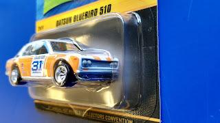 Hot Wheels Convention Datsun Bluebird 510
